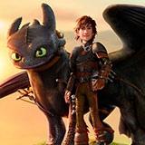Раскраска Как приручить дракона