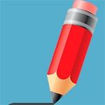 Раскраска карандаш