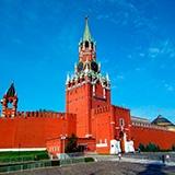 Раскраска Кремль