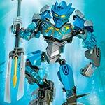 Раскраска Лего Бионикл