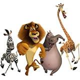 Раскраска Мадагаскар