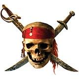 Раскраска пираты