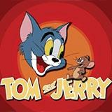 Раскраски Том и Джерри