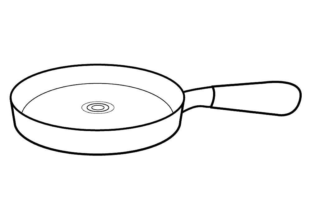 Распечатать картинки посуды