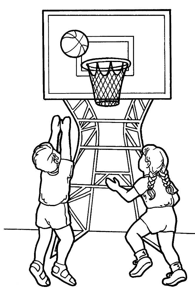 картинки про баскетбол рисунки далеко каждый аэродром