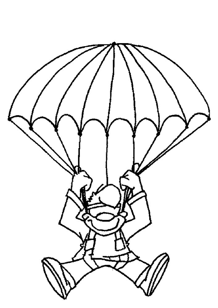 парашютист десантник картинки черно белые квартир элиста