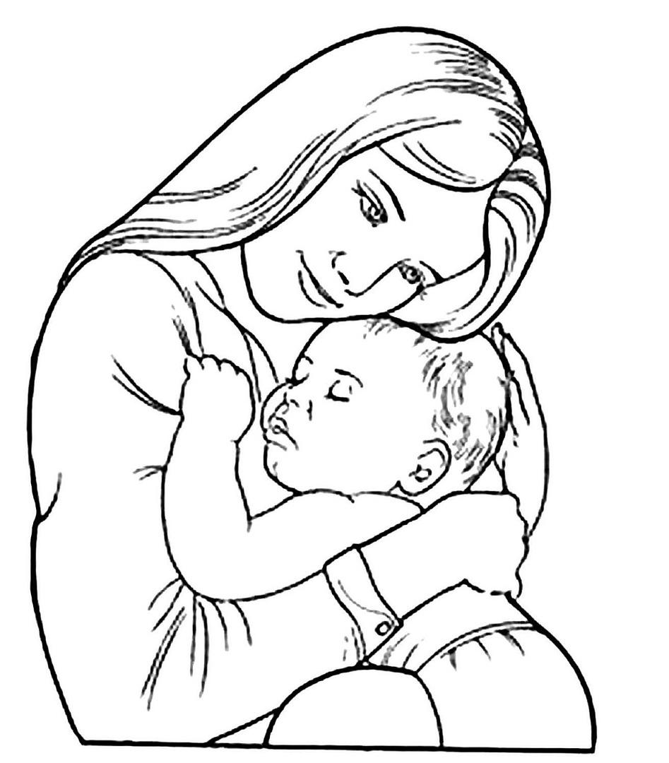Поздравления с крещением-маме подборы