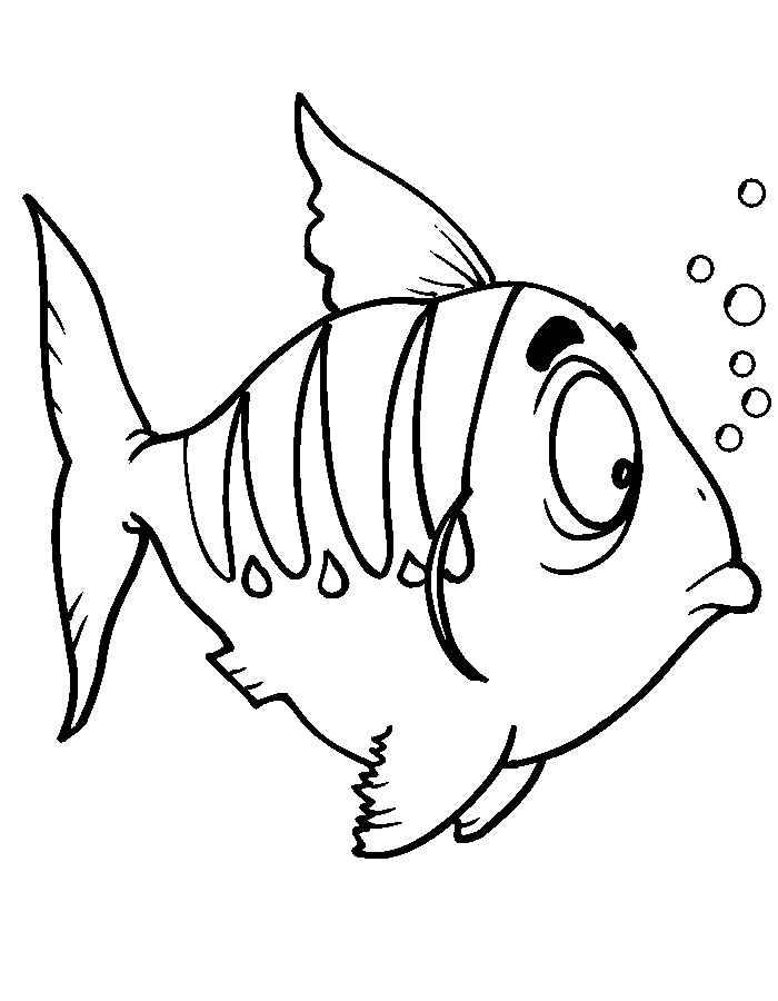 картинки мультяшных рыбок распечатать растение плетется вверх