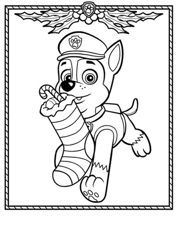 Игра раскраска щенячий патруль онлайн бесплатно на