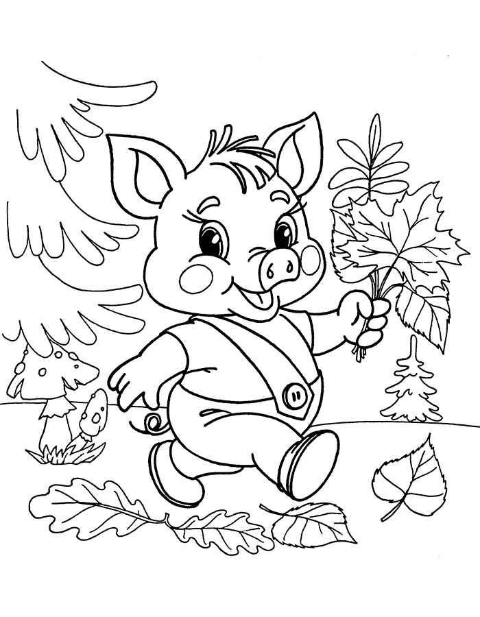 Раскраски для детей от 8 лет
