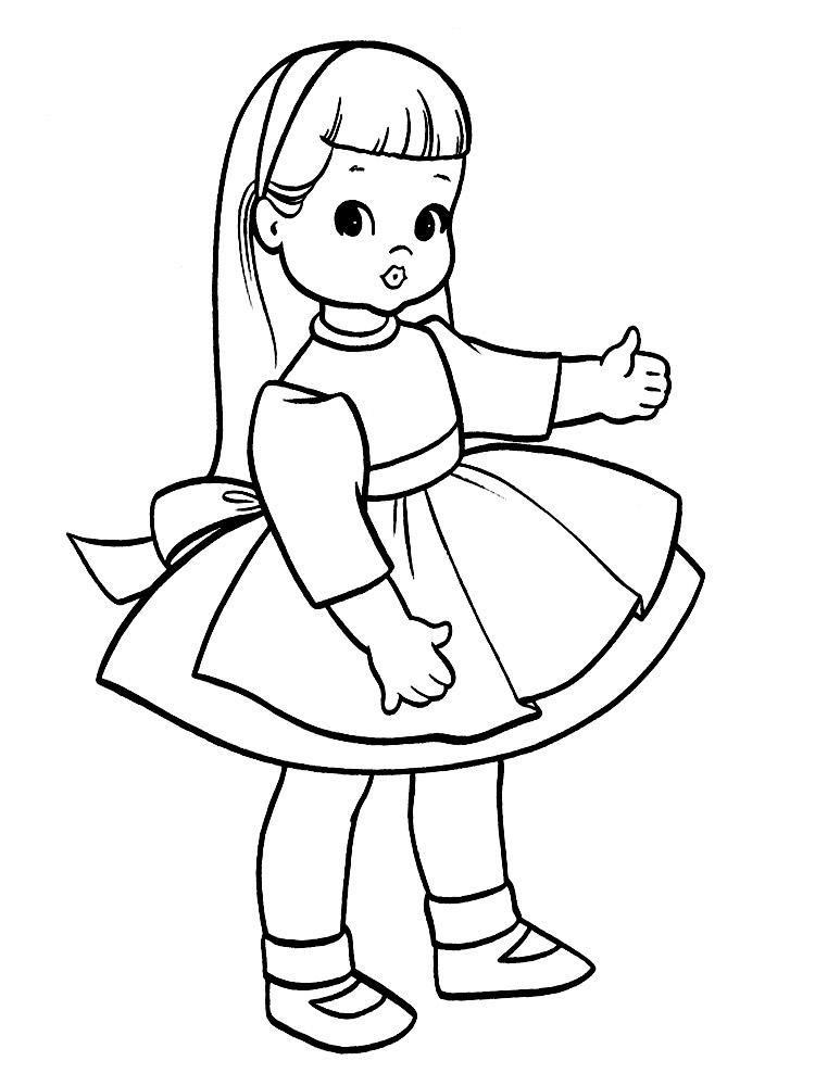 Раскраски для детей дошкольного возраста скачать