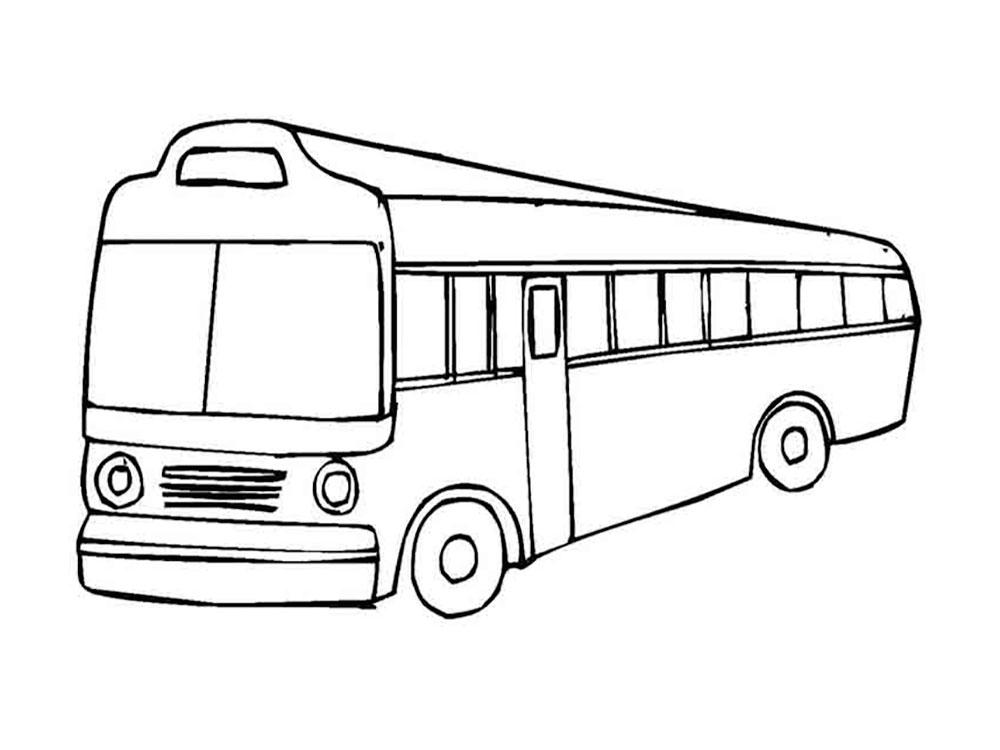 Картинки для раскрасок транспорт 125