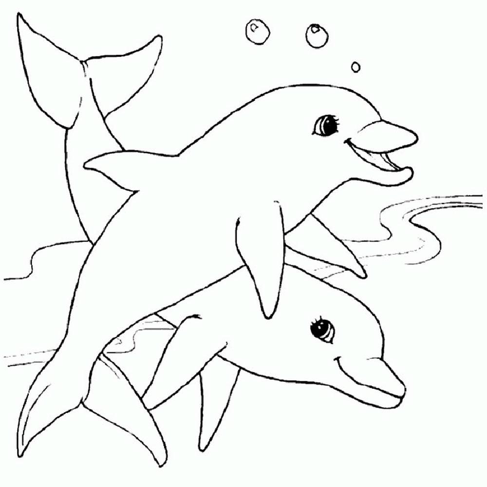 Раскраска онлайн бесплатно для детей животные