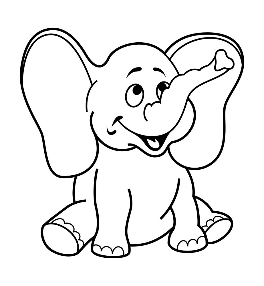 все, раскраска слоники распечатать картинки деревянных