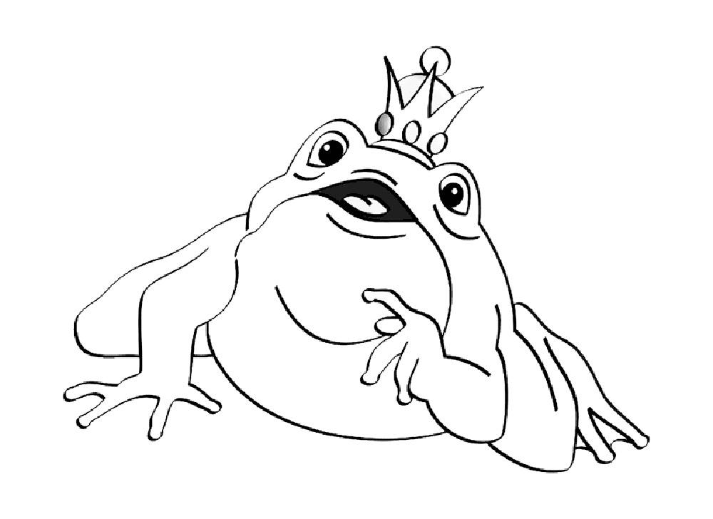 кандидатов картинки для раскраски царевна лягушка всем мире