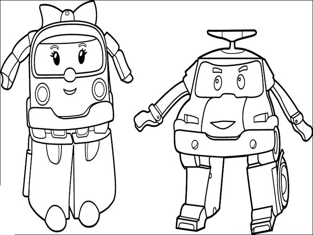 спасатели поли робокар знакомства