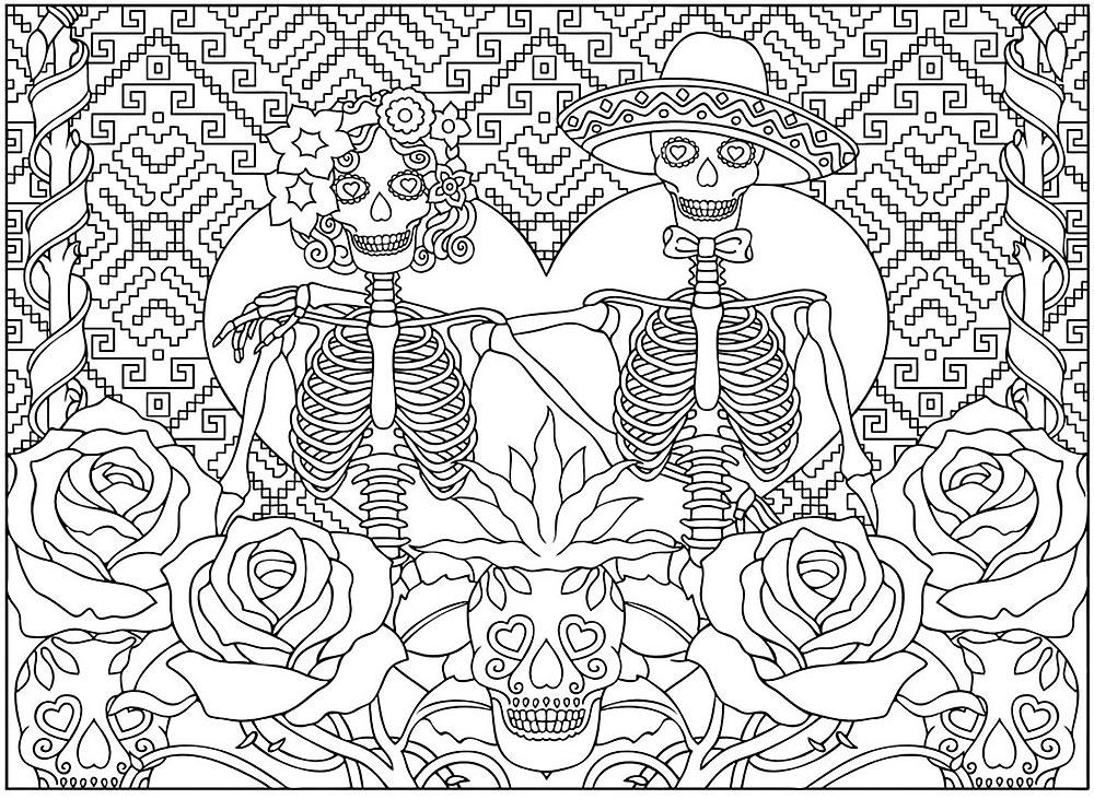Раскраски арт терапия скачать и распечатать