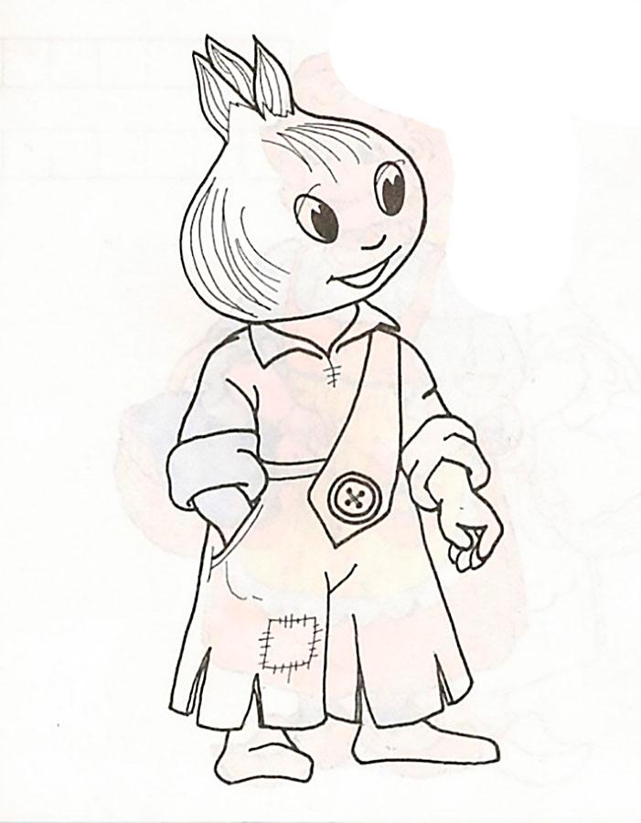 рисунки героев сказок карандашом быть готовым этому