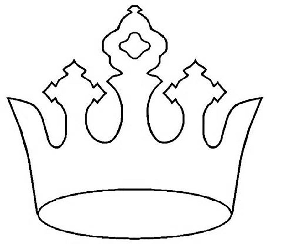 Корона королевы из картона своими руками 71