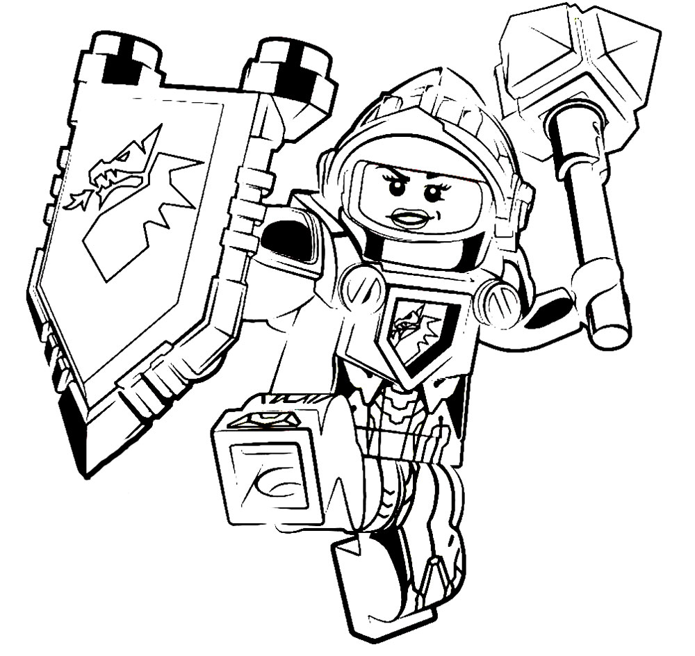 Скачать lego nexo knights.