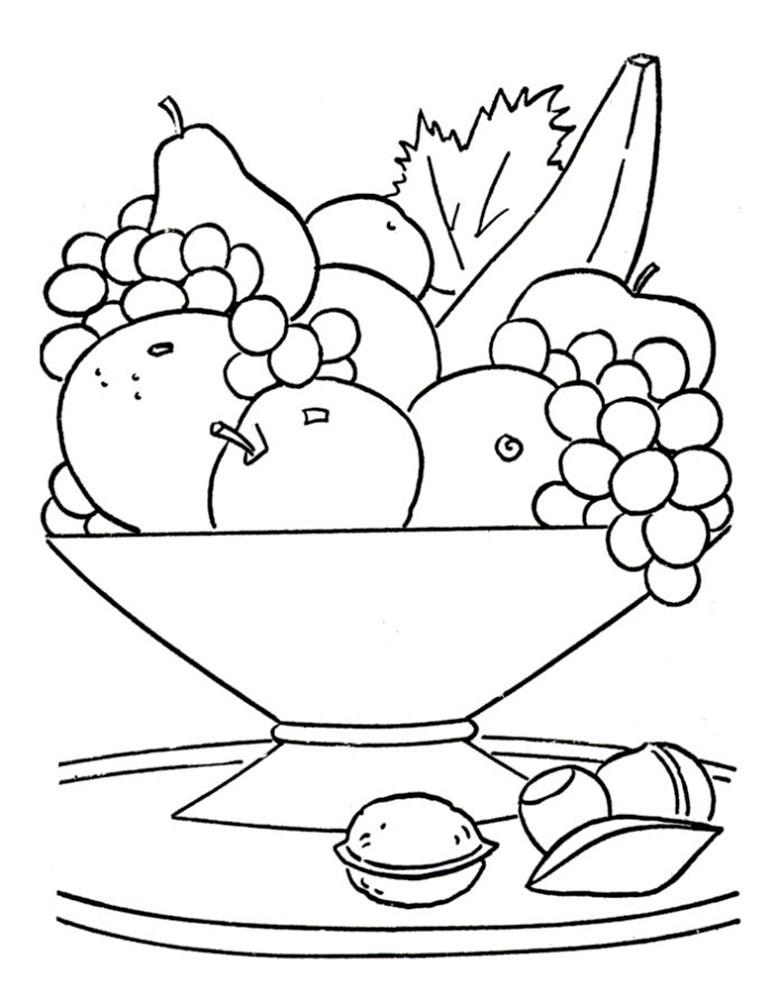 рисунок на тему еда протяжении многих лет