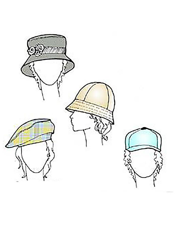 всем головные женские уборы шляпки картинки раскраски удовольствием принимаем участие