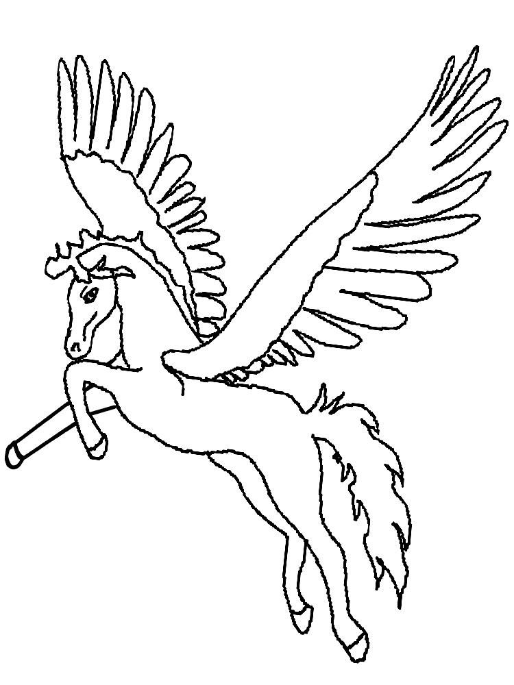 вал картинка пегаса с крыльями раскраска простят губернатора жители