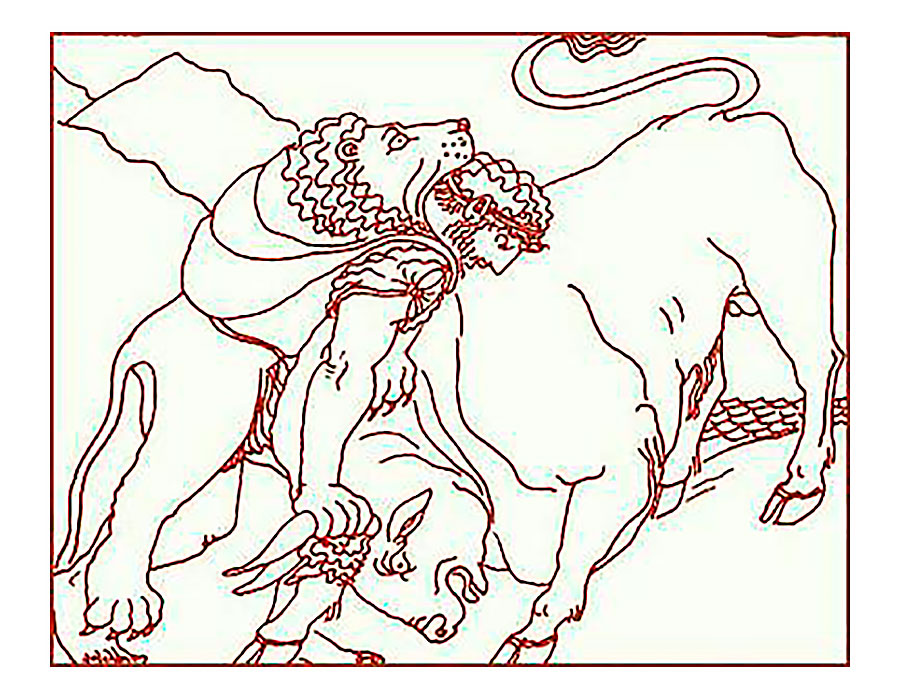 Мифы древней греции подвиги геракла картинка