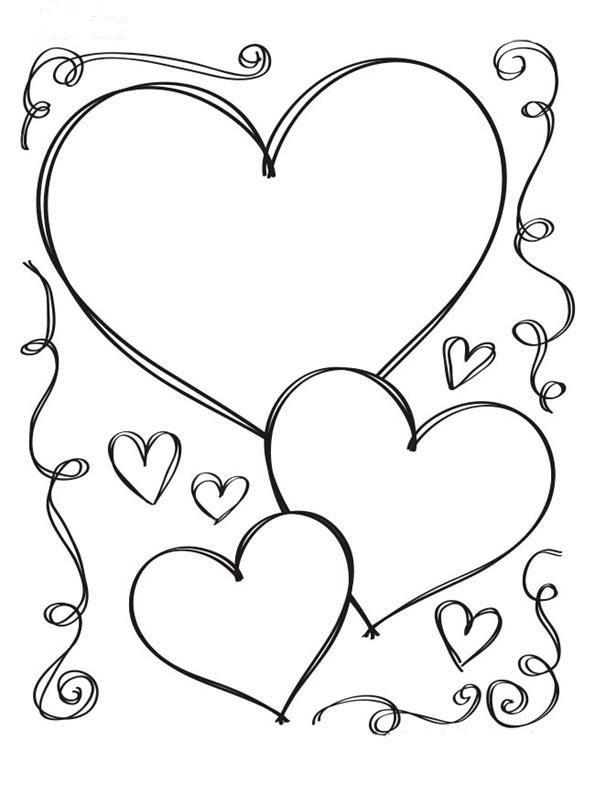 Рождением племянницы, распечатать картинки ко дню святого валентина