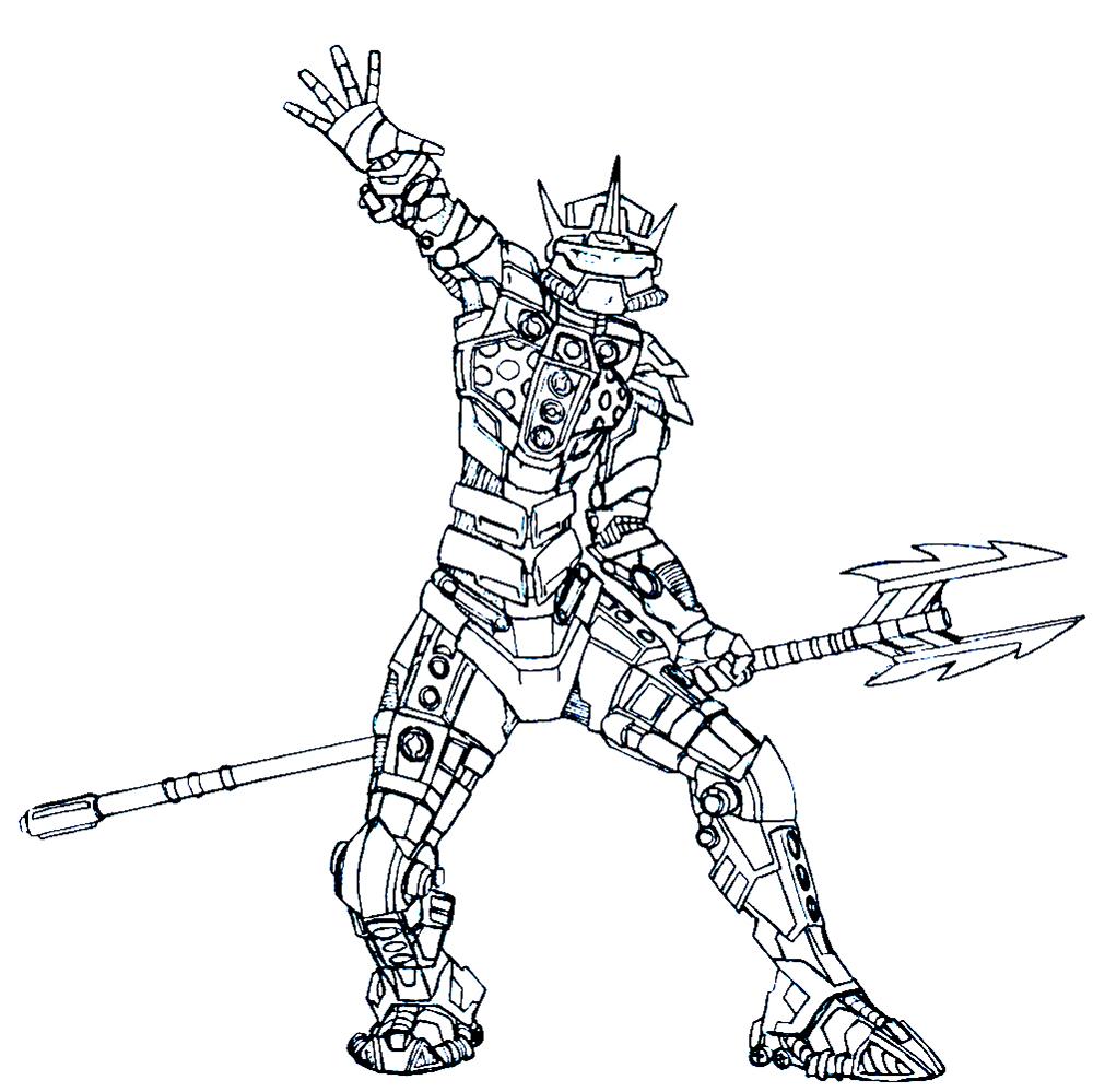 Раскраска Лего Бионикл скачать и распечатать