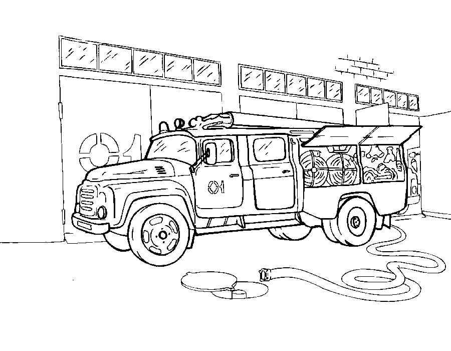 знакомства с правилами пожарной безопасности