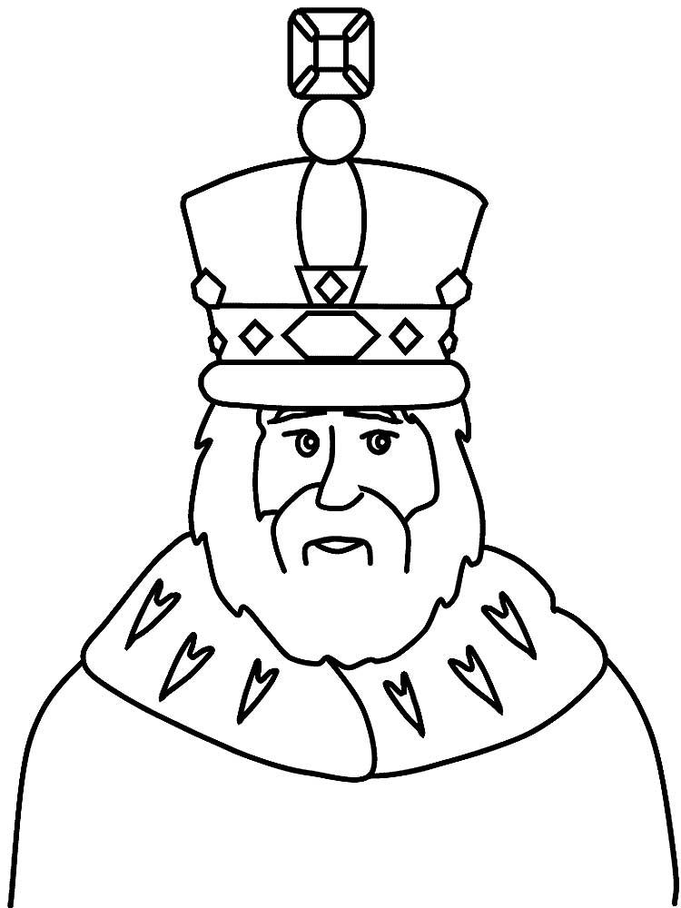Картинки рисунки царь