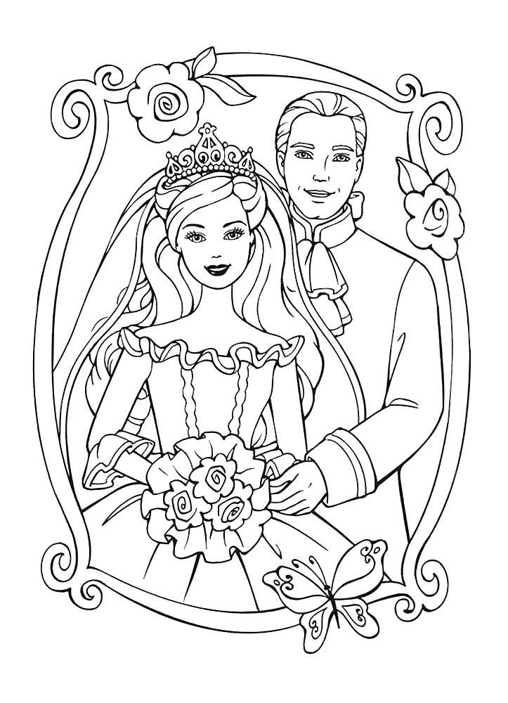 Свадебные картинки распечатать, мне