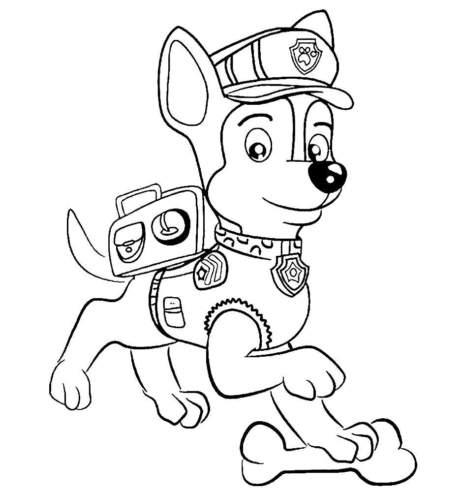 герой мультфильма щенячий патруль гонщик скачать и