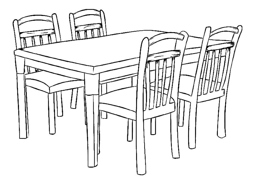 рисунок в столовой рисовать помните свой первый