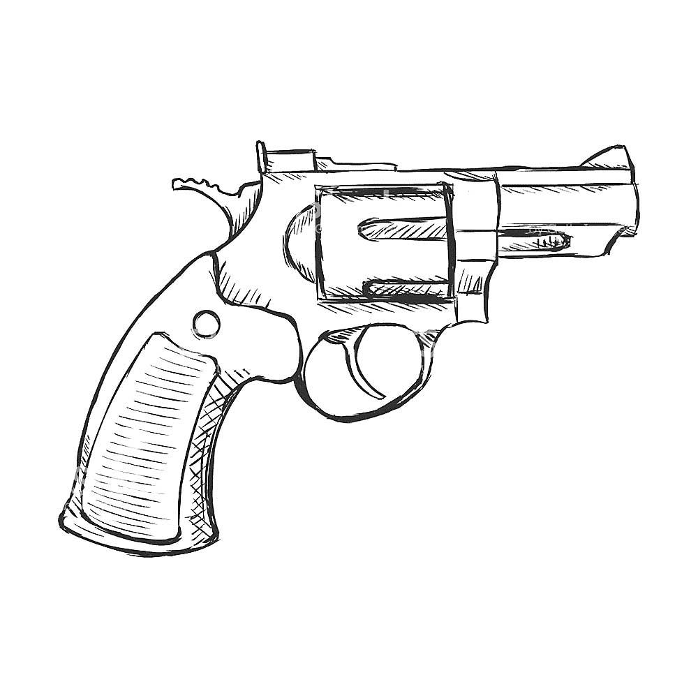 Скачать и распечатать раскраски оружие