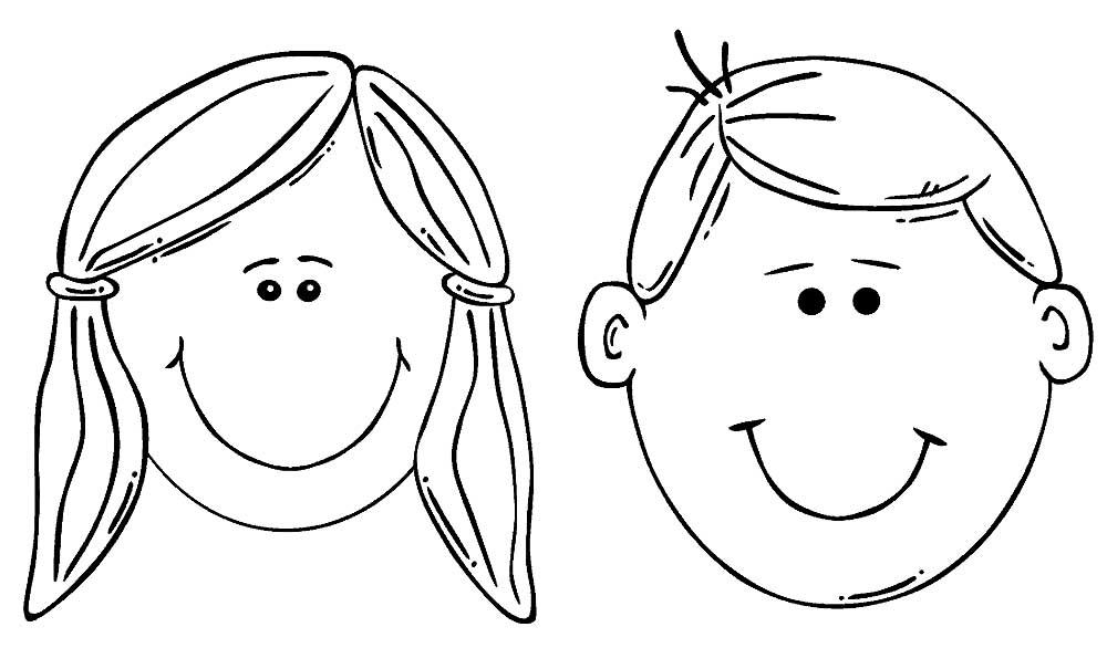Смешные рожицы рисунки для девочек, картинки приколы поздравление