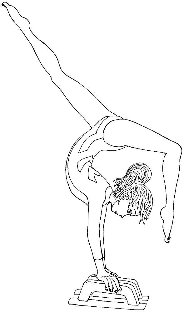 Рисунки для срисовки прикольные девушки гимнастка, наташа рисунки