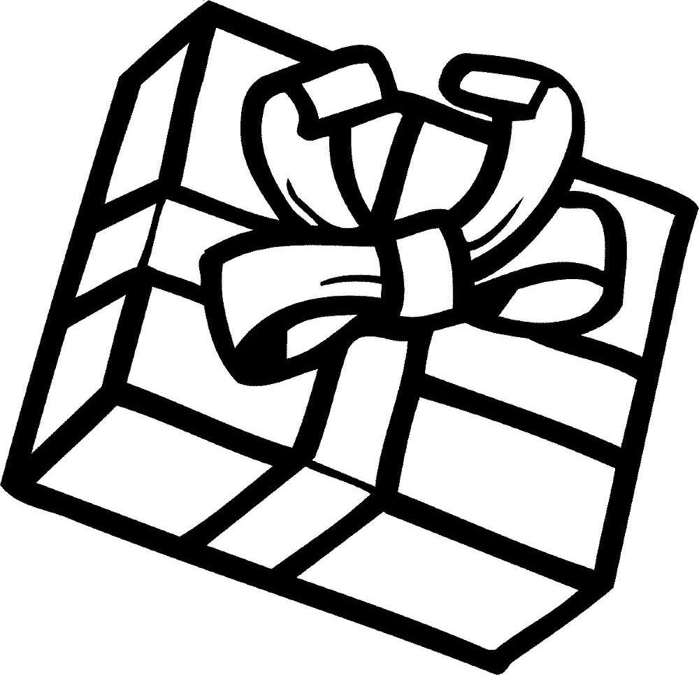 Живые, картинки подарочные коробки раскраска