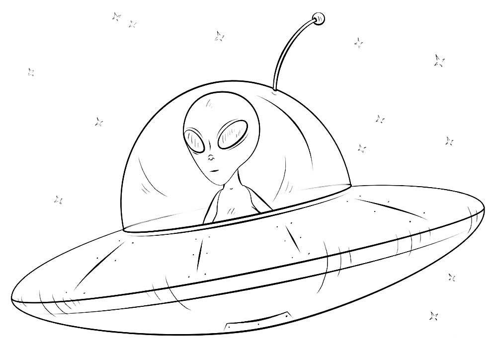 Космические корабли рисунки для срисовки