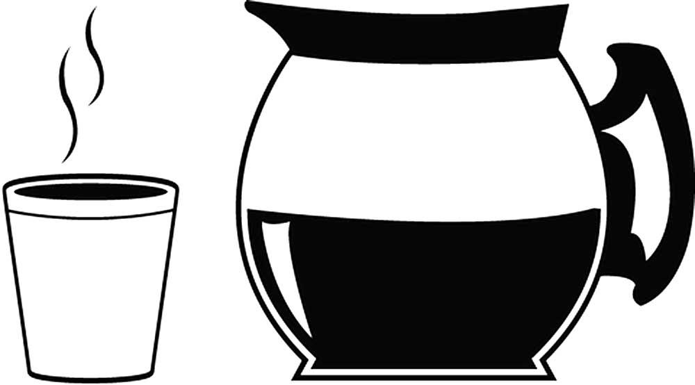 Картинки чашка с кофе распечатать