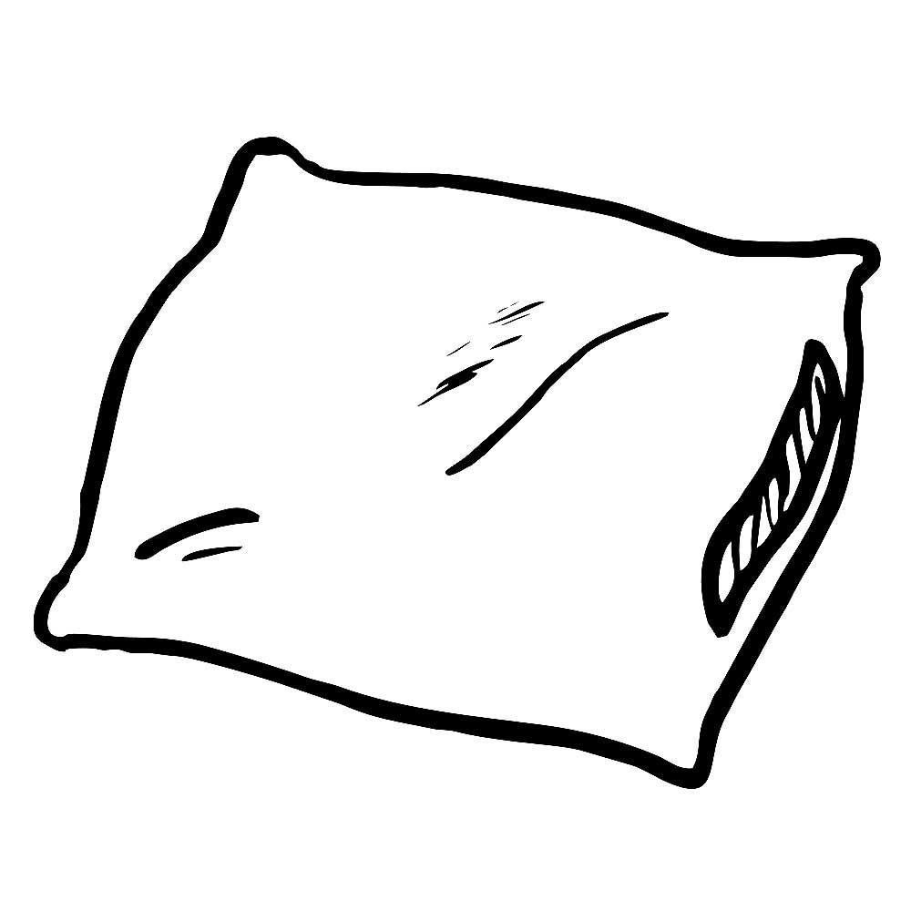 особым черно белые картинки с подушками так